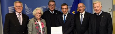 Delegation of EurASc Members met EC Commissioner Carlos Moedas